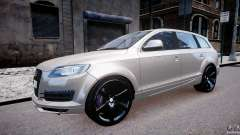 Audi Q7 LED Edit 2009 para GTA 4