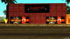 Nuevo gimnasio para GTA San Andreas