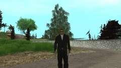 CJ Mafia Skin para GTA San Andreas