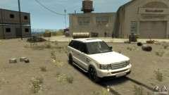 Land Rover Range Rover Sport para GTA 4