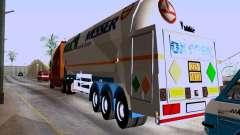 Remolque Renault Premium para GTA San Andreas