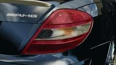 Luces indicadoras (intermitentes) para GTA 4