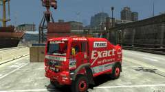 MAN TGA Rally Truck para GTA 4