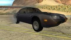 Pontiac Firebird Trans Am Turbo 1980 para GTA San Andreas