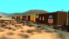 Union Pacific Reefer para GTA San Andreas