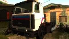 MAZ 642205 v1.0 para GTA San Andreas