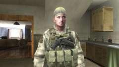Dave de Resident Evil para GTA San Andreas