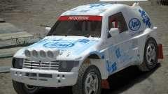 Mitsubishi Pajero Proto Dakar EK86 vinilo 3