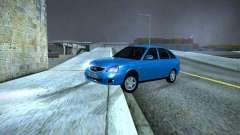 Restajl VAZ-2172 para GTA San Andreas