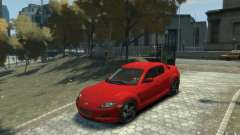 Mazda RX-8 (2006) para GTA 4