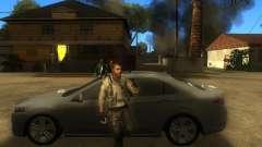 Animation Mod para GTA San Andreas