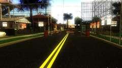 Base de Grove Street para GTA San Andreas
