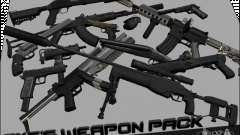 New Weapons Pack