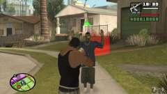 Nueva vista para GTA San Andreas