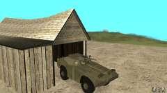 BRDM-1 piel 2