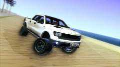 Ford F-150 Carryer Metal Mulisha para GTA San Andreas