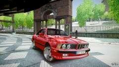 BMW M6 v1 1985