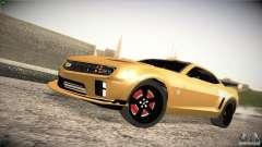 Chevrolet Camaro SS Transformers 3