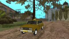 VAZ 2104 Taxi