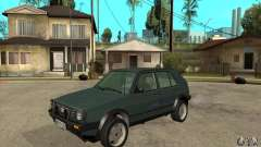 Volkswagen Golf Country MkII Syncro 4x4 1991