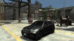 BMW X6 M para GTA 4