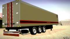 Rusia FEMA Trailer para GTA San Andreas