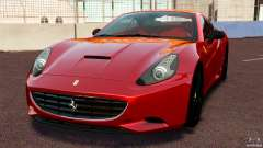 Ferrari California Novitec para GTA 4