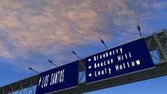 Carretera signos v1.1