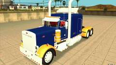 Peterbilt 359 Custom para GTA San Andreas