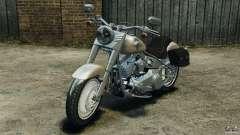 Harley Davidson Softail Fat Boy 2013 v1.0 para GTA 4