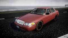 Ford Crown Victoria 2003 v.2 Civil para GTA 4
