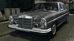 Mercedes-Benz 300Sel 1971 v1.0 para GTA 4