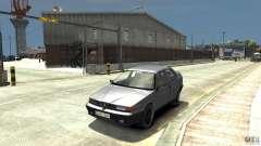 Alfa Romeo 155 para GTA 4