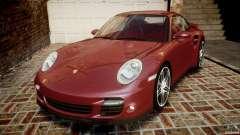 Porsche 911 (997) Turbo v1.1 [EPM] para GTA 4