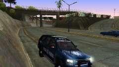 Chevrolet Tahoe 2008 Police Federal