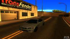 BMW M3 E46 TUNEABLE para GTA San Andreas