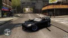 Blue Neon Banshee para GTA 4