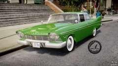 Plymouth Belvedere 1957 v1.0 para GTA 4