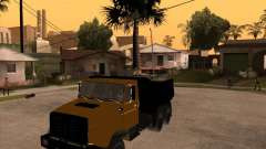 ZIL MMZ 4516 para GTA San Andreas