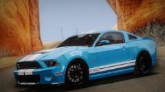 Ford Shelby GT500 2013 para GTA San Andreas