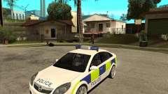 2005 Opel Vectra Police para GTA San Andreas