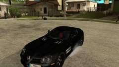 Mercedes-Benz SLR 722 para GTA San Andreas