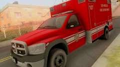 Dodge Ram 1500 LAFD Paramedic
