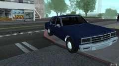 1983 Chevrolet Impala para GTA San Andreas