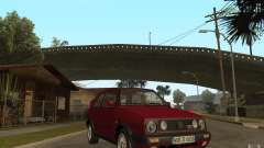 VW Golf Mk2 GTI para GTA San Andreas