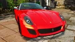 Ferrari 599 GTO 2011