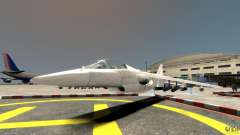 Liberty City Air Force Jet para GTA 4