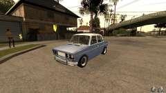2106 VAZ viejo v2.0 para GTA San Andreas