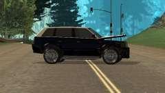 Huntley en GTA IV para GTA San Andreas