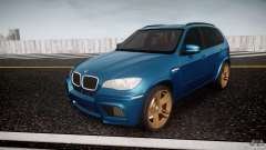 BMW X5 M-Power wheels V-spoke para GTA 4